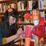 Performance artistique bibliothèque de Langon (10)