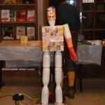 Performance artistique bibliothèque de Langon (2)