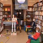 Performance artistique bibliothèque de Langon (3)