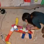 Performance artistique bibliothèque de Langon (8)