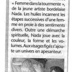 Journal Sud Ouest fevrier 2006